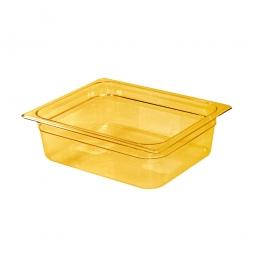 Gastronorm-Schale GN1/2, LxBxH 325 x 265 x 100 mm, 6 Liter, Ultem