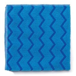 Rubbermaid HYGEN Mikrofasertuch, blau