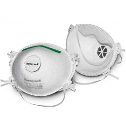 Feinstaubmasken, geprüft nach EN 149  FFP2, Anwendung für ungiftige Feinstäube bis 4fach MAK. VE=2 Stück
