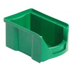 Sichtbox FUTURA FA 4, grün, Inhalt 3 Liter, LxBxH 230/196x140x122 mm, Gewicht 250 g
