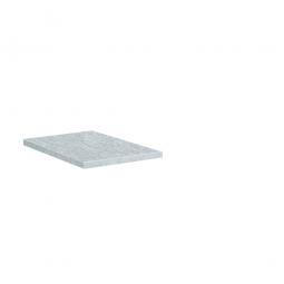 Einlegeboden für Materialschrank, HxBxT 24x497x452 mm, verzinkt