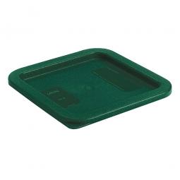 Deckel grün für Klarsichtbehälter 2 L und 4 L