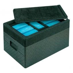 Kühlschiebeaufsatz für Thermobox LxB 685 x 485 mm, hergestellt aus expandierbarem Polypropylen (EPP)