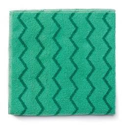 Rubbermaid HYGEN Mikrofasertuch, grün