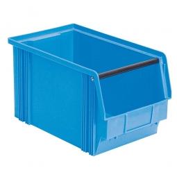 Sichtbox CLASSIC FB 3, LxBxH 350/300 x 200 x 200 mm, Gewicht 750 g, 12 Liter, blau