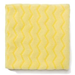 Rubbermaid HYGEN Mikrofasertuch, gelb