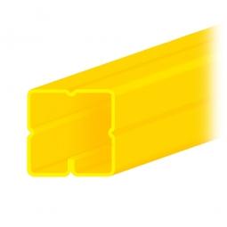 Kastentragbalken für Weitspannregale, Stecksystem, 1800 mm lang