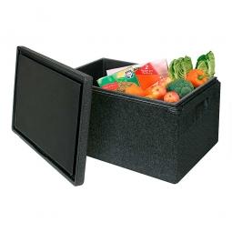 Thermobox mit Deckel GN1/1, 48 Liter, LxBxH 600 x 400 x 330 mm