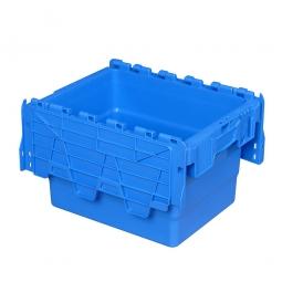 "ALC Klappdeckelbox ""Profi"", verplombbar, LxBxH 400x300x250 mm, 21 Liter"