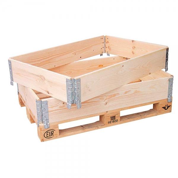 Holz Aufsatzrahmen F Europlaletten Lxbxh 1200x800x200 Mm Starke