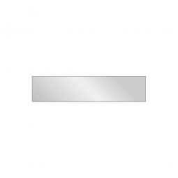 Zusatz-Stahlbodenebene, glanzverzinkt, BxT 2250 x 500 mm