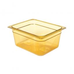 Gastronorm-Schale GN1/2, LxBxH 325 x 265 x 150 mm, 8,8 Liter, Ultem