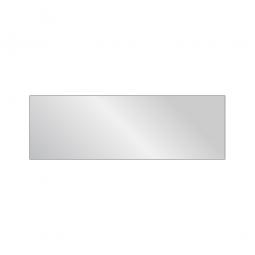 Fachboden für Aluminiumregale, geschlossen, BxT 1350 x 440 mm, für 500 mm Regaltiefe