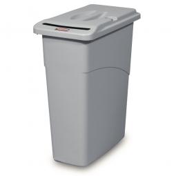 """""""Slim Jim"""" Container für vertrauliche Dokumente, 87 Liter, grau"""