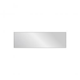Fachboden für Aluminiumregale, geschlossen, BxT 1150 x 340 mm, für 400 mm Regaltiefe