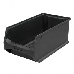 Sichtbox Profi LB3, leitfähige Ausführung, schwarz, LxBxH 350x200x150 mm, innen 295x175x140 mm