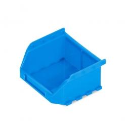 Sichtbox FUTURA FA 6, blau, Inhalt 0,4 Liter, LxBxH 90/65 x 100 x 50 mm, Gewicht 50 g
