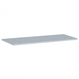 Zusatzboden für Schiebetürenschrank, verzinkt, BxT 1195x430 mm