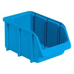 Sichtbox SOFTLINE SL 3, blau, Inhalt 3,7 Liter, LxBxH 240/210x145x127 mm, Gewicht 170 g