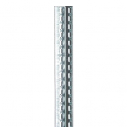 Winkelprofile 60 x 45 x 2,0 mm, glanzverzinkt, 2000 mm lang