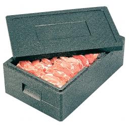 Thermobox GN1/2 mit Deckel, 19 Liter, LxBxH 390 x 330 x 280 mm
