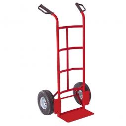 Sackkarre, Tragkraft 225 kg, rot