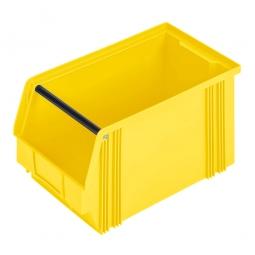 Sichtbox CLASSIC FB 3, LxBxH 350/300 x 200 x 200 mm, Gewicht 750 g, 12 Liter, gelb