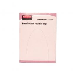Rubbermaid Nachfüllset Schaumseifen-Lotion für Seifenspender, Inhalt 400 ml