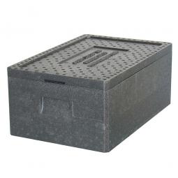 Thermobox GN1/1 mit Deckel, 30 Liter, LxBxH 600 x 400 x 230 mm