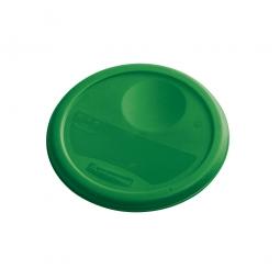 Deckel für runde Lebensmittel-Behälter Inhalt 3,8 Liter, grün