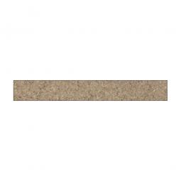 Holzboden aus Spanplatte V20 - E1, naturbelassen, Nutzmaß LxTxH 2980 x 395 x 25 mm, Tragkraft 600 kg