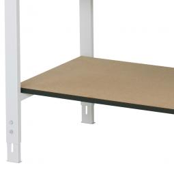 Ablageboden, BxH 2000x1000 mm, MDF 22 mm stark