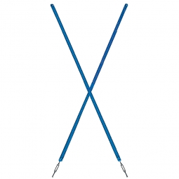 Diagonalkreuz für Kragarmregal, zur zusätzlichen Aussteifung und Standsicherheit