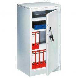 Feuergeschützter Büroschrank, HxBxT 1226x650x500 mm