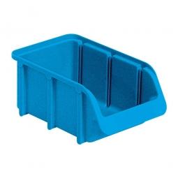 Sichtbox SOFTLINE SL 2, blau, Inhalt 1 Liter, LxBxH 165/137x100x75 mm, Gewicht 60 g