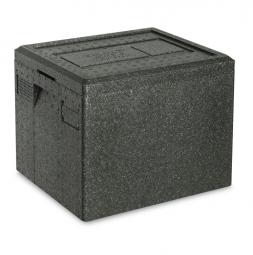 Thermobox GN1/2 mit Deckel, 23 Liter, LxBxH 390 x 330 x 315 mm