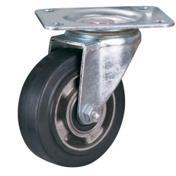Elastik-Gummiräder Ø 200 mm, (Aufpreis pro Satz = 4 Stück)