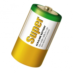 Batterie Alkaline Größe D Mono