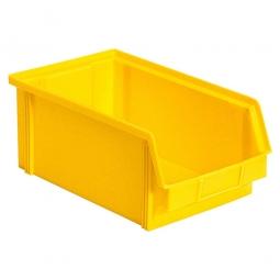 Sichtbox CLASSIC FB 3Z, LxBxH 350/300 x 200 x 145 mm, Gewicht 530 g, 8,7 Liter, gelb