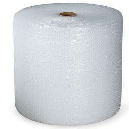 PE-Luftpolsterfolie, extra reißfest, LxB 100 m x 500 mm, Stärke 50 mµ, 2-Schicht-Folie, transparent