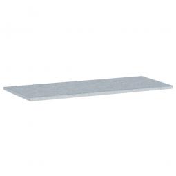 Zusatzboden für Schiebetürenschrank, verzinkt, BxT 1195x530 mm