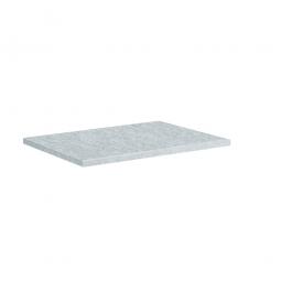 Einlegeboden für Materialschrank, HxBxT 24x927x452 mm, verzinkt