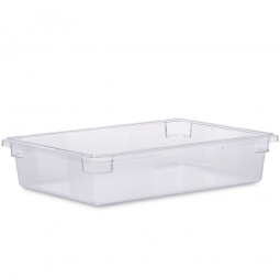 Rubbermaid Lebensmittelbehälter, 32 Liter, glasklar