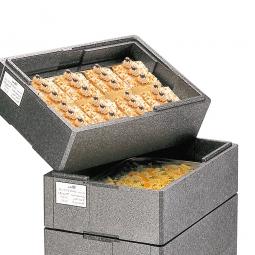 Thermobox zum Stapeln, 14 Liter, LxBxH 600 x 400 x 125 mm