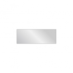 Fachboden für Aluminiumregale, geschlossen, BxT 950 x 340 mm, für 400 mm Regaltiefe