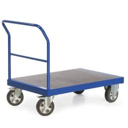 Schiebebügelwagen für schwere Lasten, LxBxH 1390x800x1050 mm, Tragkraft 1200 kg