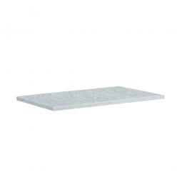 Einlegeboden für Materialschrank, BxTxH 925 x 752 x 24 mm, verzinkt
