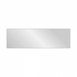 Fachboden für Aluminiumregale, geschlossen, BxT 1450 x 440 mm, für 500 mm Regaltiefe