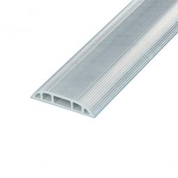 Kabelbrücken, lichtgrau, HxBxL 12x83x1500 mm