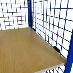Zwischenboden LxB 1200 x 800 mm